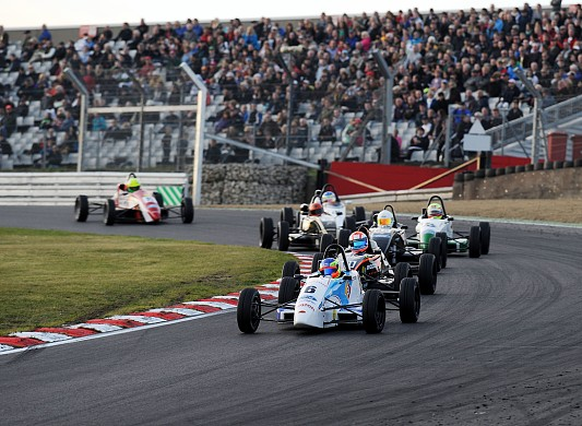 Formula Ford Kent Brands Hatch