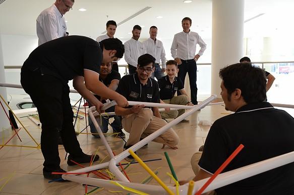 Infiniti Engineering Academy Saudi Arabia