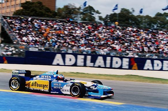 Adelaide F1 1995