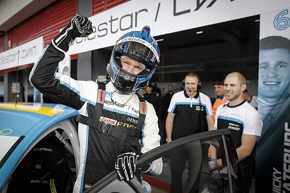 Nicky Catsburg takes Termas de Rio Hondo WTCC pole 2017