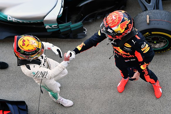 Hamilton Verstappen F1 2017 Japanese GP