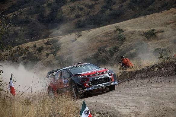 Kris Meeke, Citroen, Rally Mexico 2017