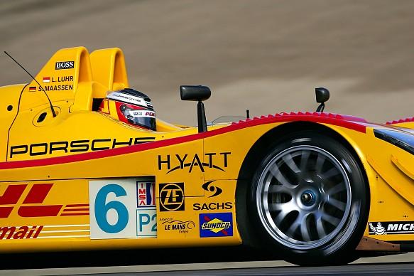 Penske Porsche LMP2 2005