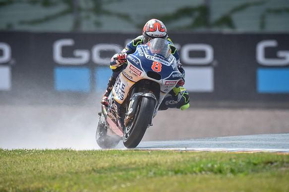 Hector Barbera Avintia Ducati MotoGP Sachsenring 2017