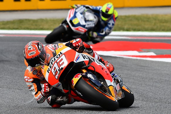 Marc Marquez MotoGP 2016