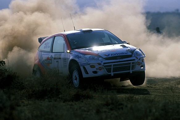 Colin McRae 1999 Safari Rally