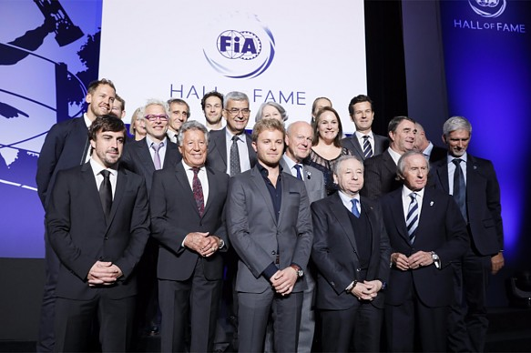 FIA Hall of Fame launch 2017