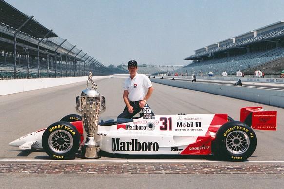 Unser, Penske, 1994 Indy 500