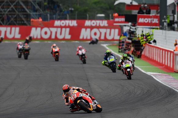 Marc Marquez Honda MotoGP 2017
