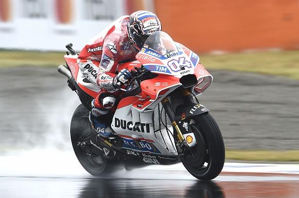 Andrea Dovizioso Ducati Motegi MotoGP 2017