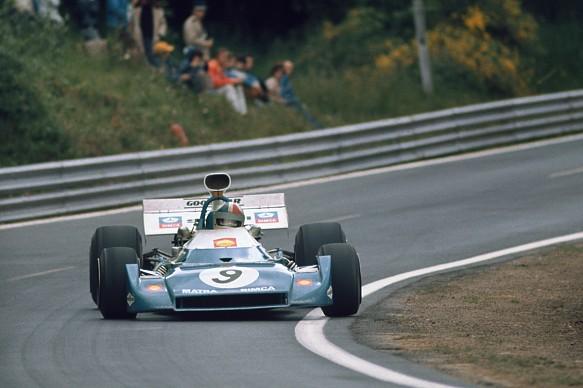 Chris Amon, 1972 French GP
