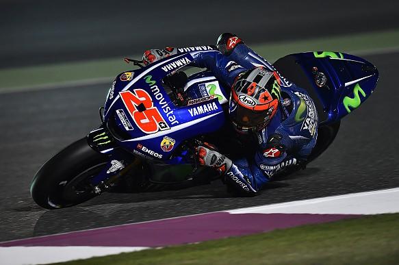Maverick Vinales, Qatar MotoGP test, 2017