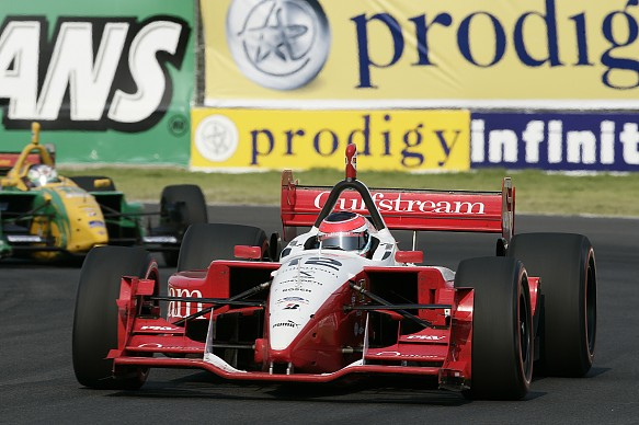Jimmy Vasser, Mexico Champ Car 2005
