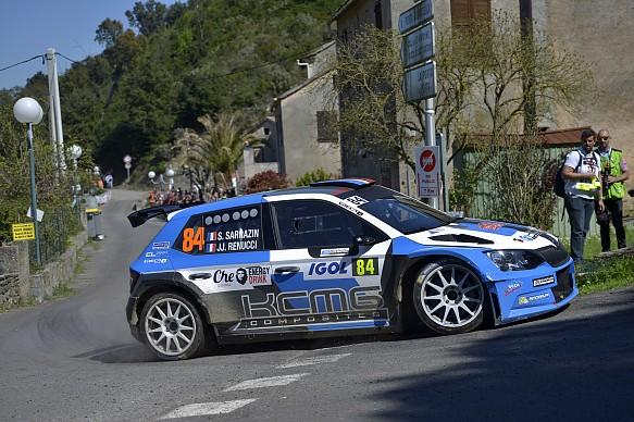 Stephane Sarrazin Tour of Corsica 2017