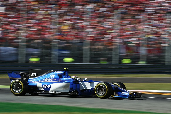 Sauber Italian GP 2017