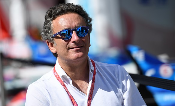 Alejandro Agag Formula E 2017