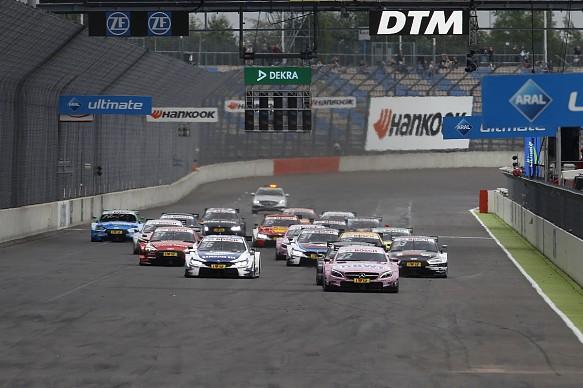 Lausitz DTM 2017