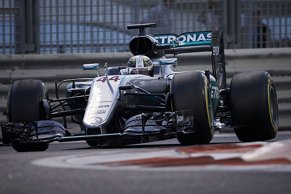 Lewis Hamilton Mercedes F1 2016