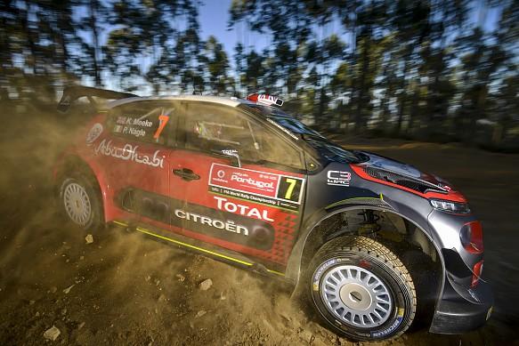 Kris Meeke Rally Portugal 2017
