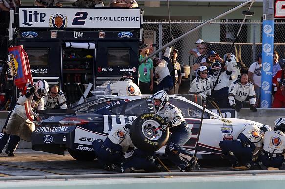 Brad Keselowski, Penske, NASCAR 2016