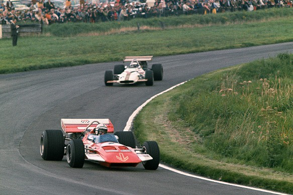 John Surtees Oulton Park Gold Cup 1970