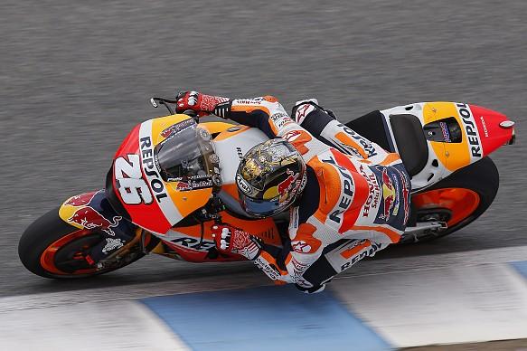 Dani Pedrosa, Honda, MotoGP test 2017