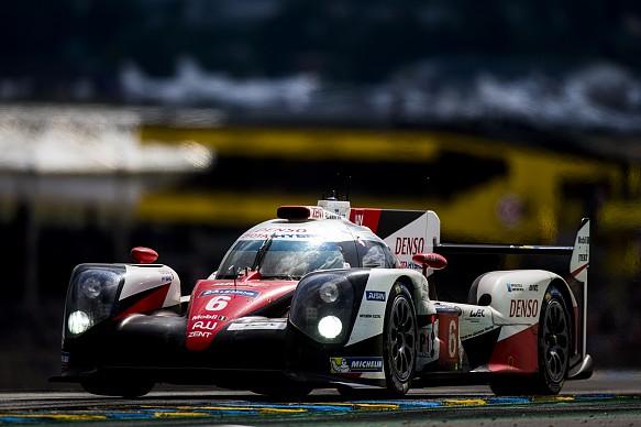 Toyota, Le Mans, 2016