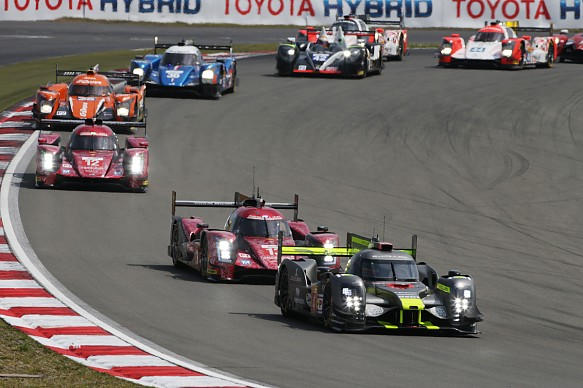 ByKolles CLM, WEC 2016
