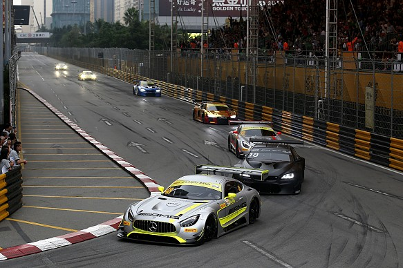 Edoardo Mortara FIA GT World Cup Macau 2017