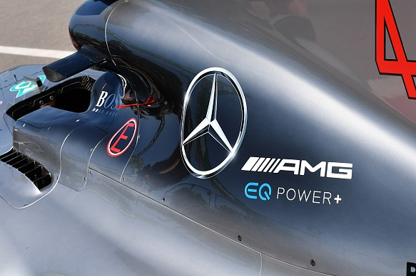Mercedes F1 Engine Hits Remarkable Efficiency Target On Dyno