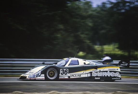 Jeff Krosnoff, 1991 Le Mans 24 Hours