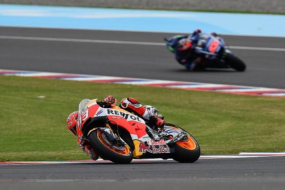 Marquez Vinales MotoGP 2017