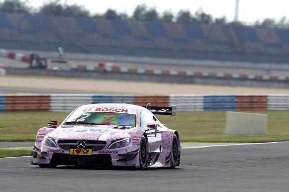 Lucas Auer, Mercedes, Lausitzring DTM 2016