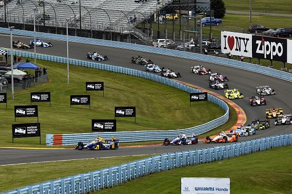 IndyCar 2018 calendar