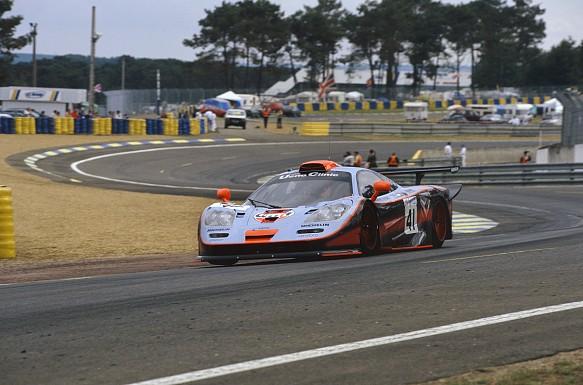 McLaren, Le Mans 1997
