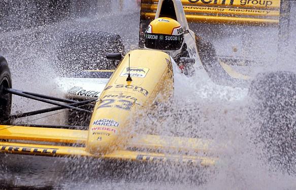 Pierluigi Martini Minardi 1990 F1