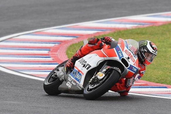 Jorge Lorenzo, Ducati, Argentina MotoGP 2017