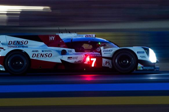 #7 Toyota Le Mans 2017