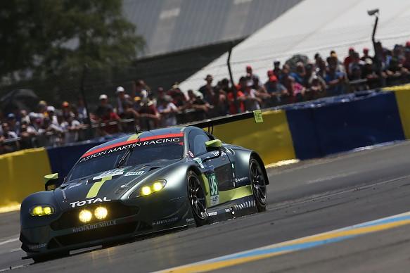 #95 Aston Martin Le Mans 24 Hours 2017