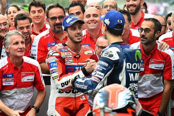 Andrea Dovizioso wins Sepang MotoGP 2016, Jorge Lorenzo