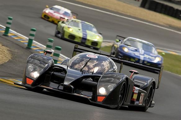 Epsilon Euskadi Le Mans 2008
