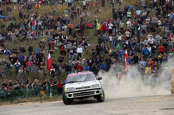 Colin McRae Subaru Legacy Rallylegend 2017