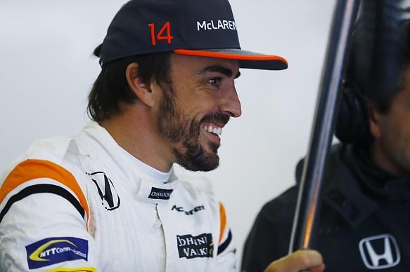 Fernando Alonso F1 2017 McLaren