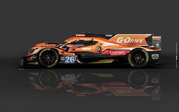 G-Drive LMP2