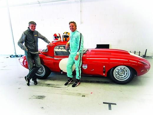 Neil Cunningham and James Beckett