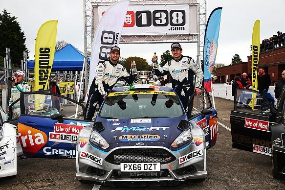 Keith Cronin wins 2017 BRC