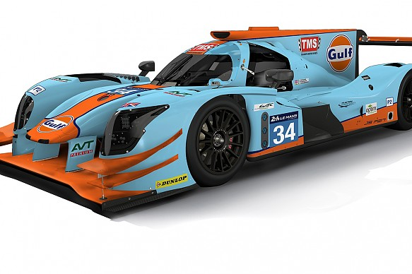 tockwith team to run gulf oil colours at 2017 le mans 24 hours wec news. Black Bedroom Furniture Sets. Home Design Ideas