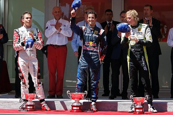 Wickens Ricciardo Hartley