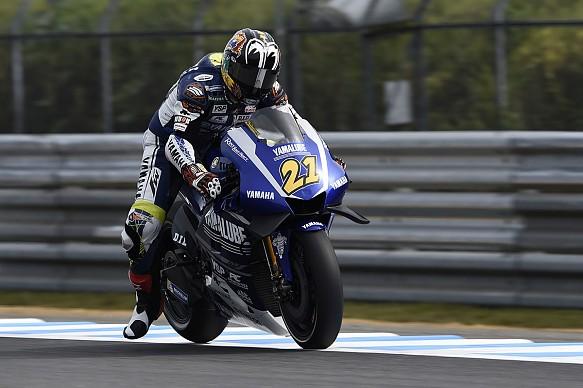 Katsuyuki Nakasuga Motegi MotoGP 2016