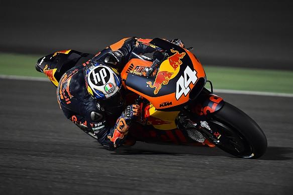 Pol Espargaro KTM MotoGP testing 2017